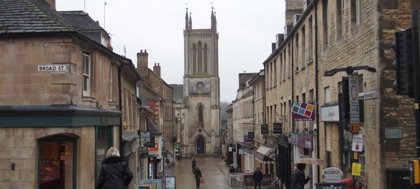 Culture Trip: Stamford,England