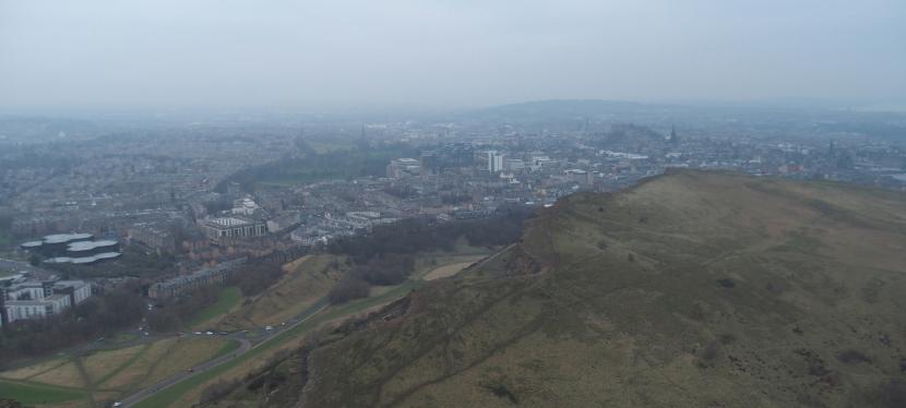 Edinburgh, Scotland: Day2
