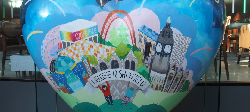 Day Trip: Sheffield, England