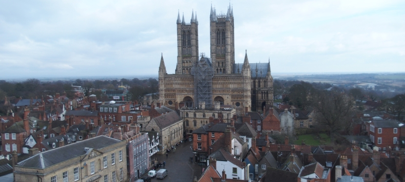 Day Trip: Lincoln, England