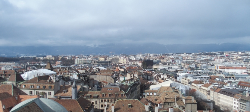 Geneva, Switzerland: Day 3