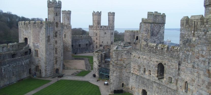 Caernarfon Castle & Llechwedd Slate Caverns: Day2