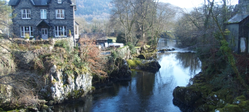 Betws-y-Coed, Wales: Day 3