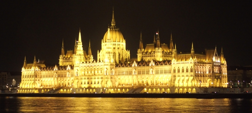 Budapest, Hungary: Day1