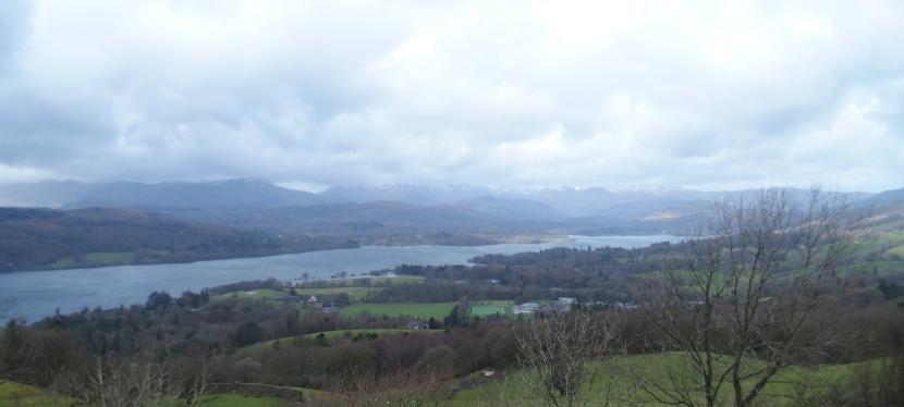 Lake District: Day1