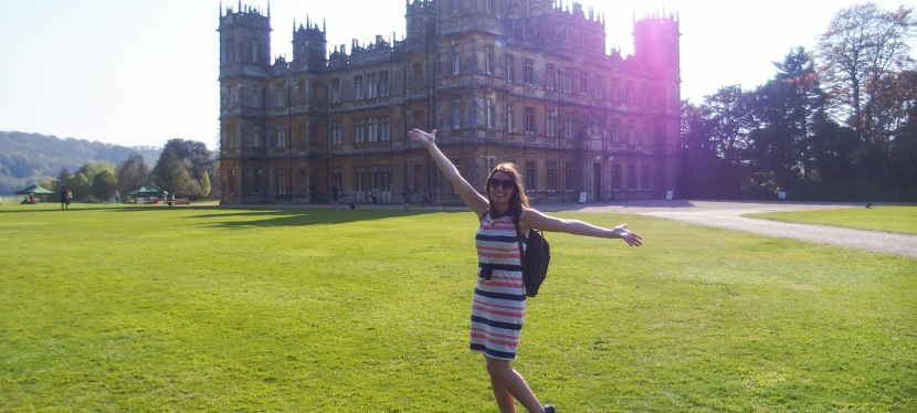 Highclere Castle aka Downton Abbey: An Easter Day Trip